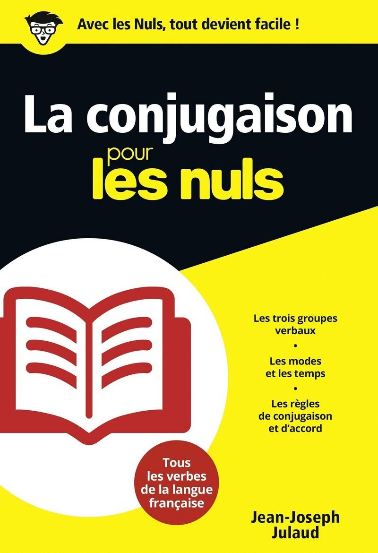 La Conjugaison Pour Les Nuls Poche Pour Les Nuls