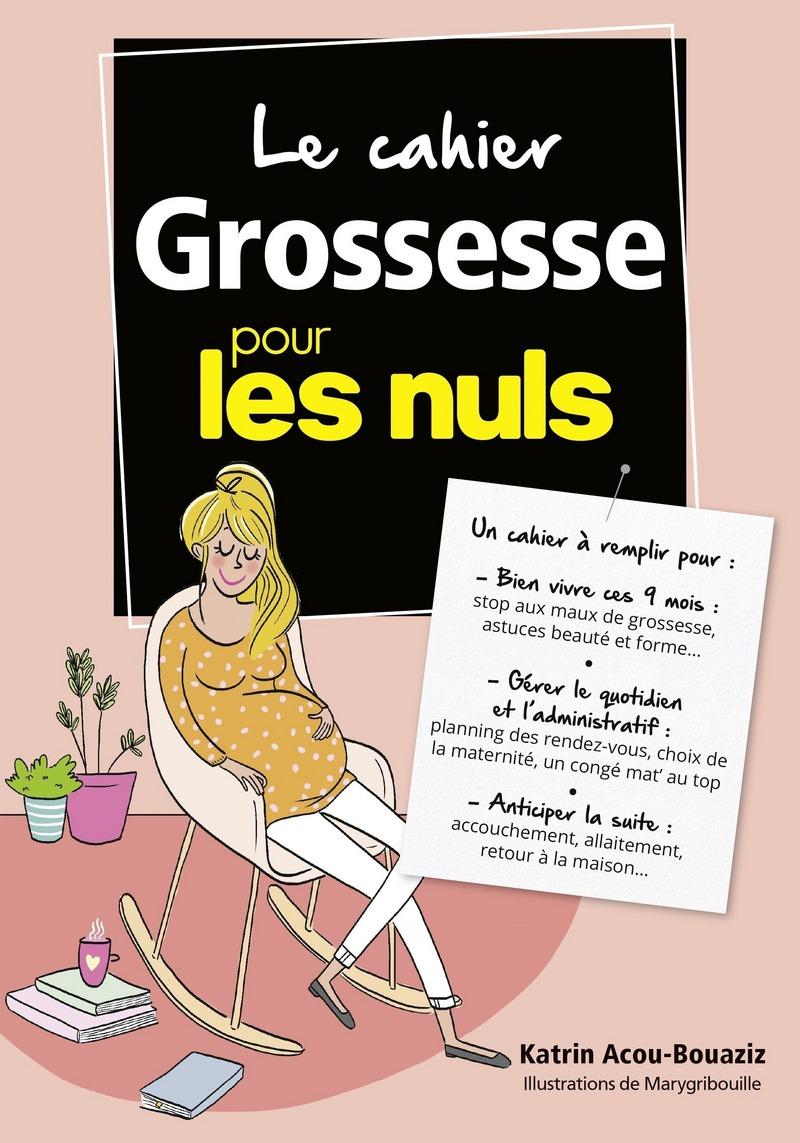 Cahier Coach La Grossesse Pour Les Nuls Pour Les Nuls