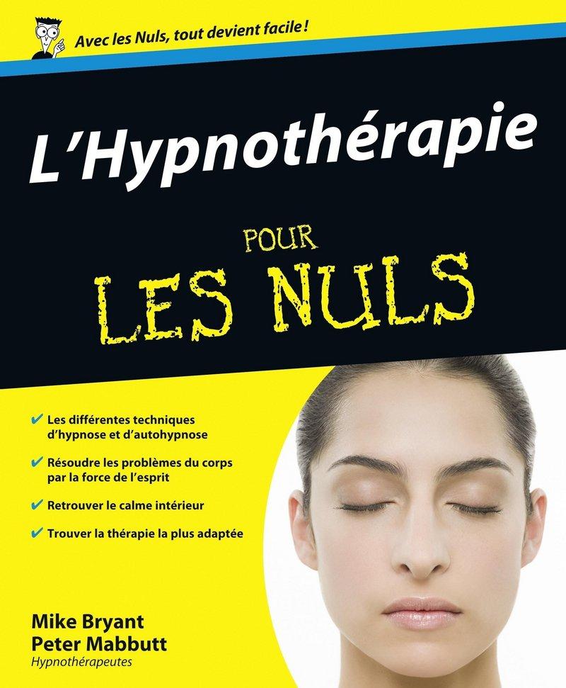 Très L'hypnothérapie pour les nuls | Pour les nuls ZP01