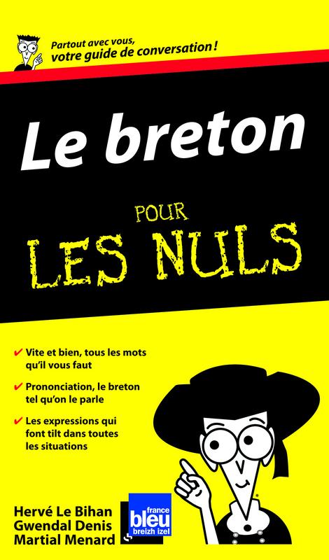le breton guide de conversation pour les nuls pour les nuls. Black Bedroom Furniture Sets. Home Design Ideas