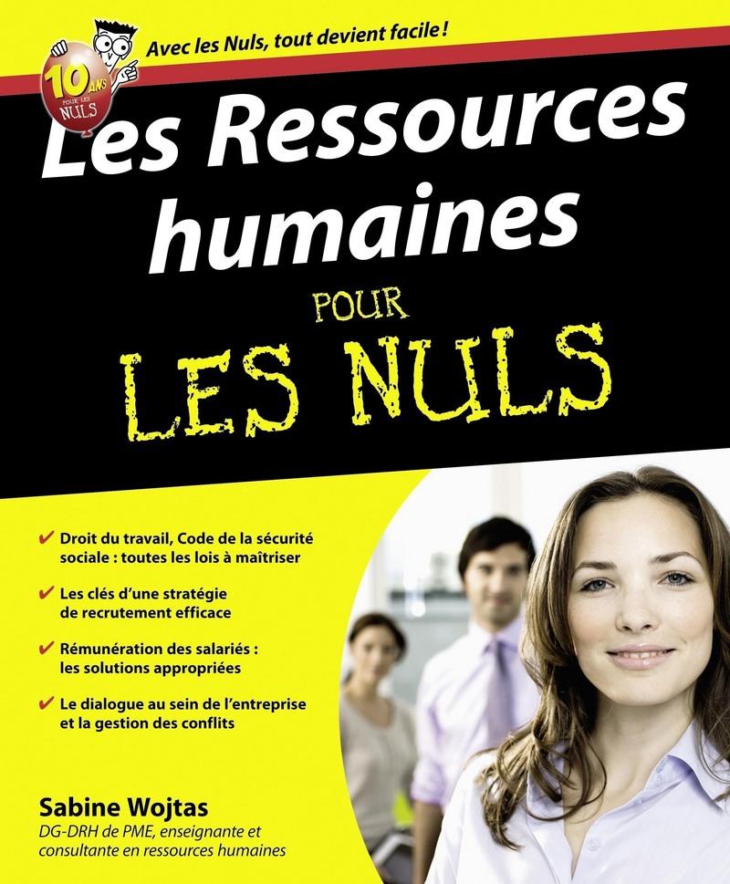 Les Ressources Humaines Pour Les Nuls Pour Les Nuls