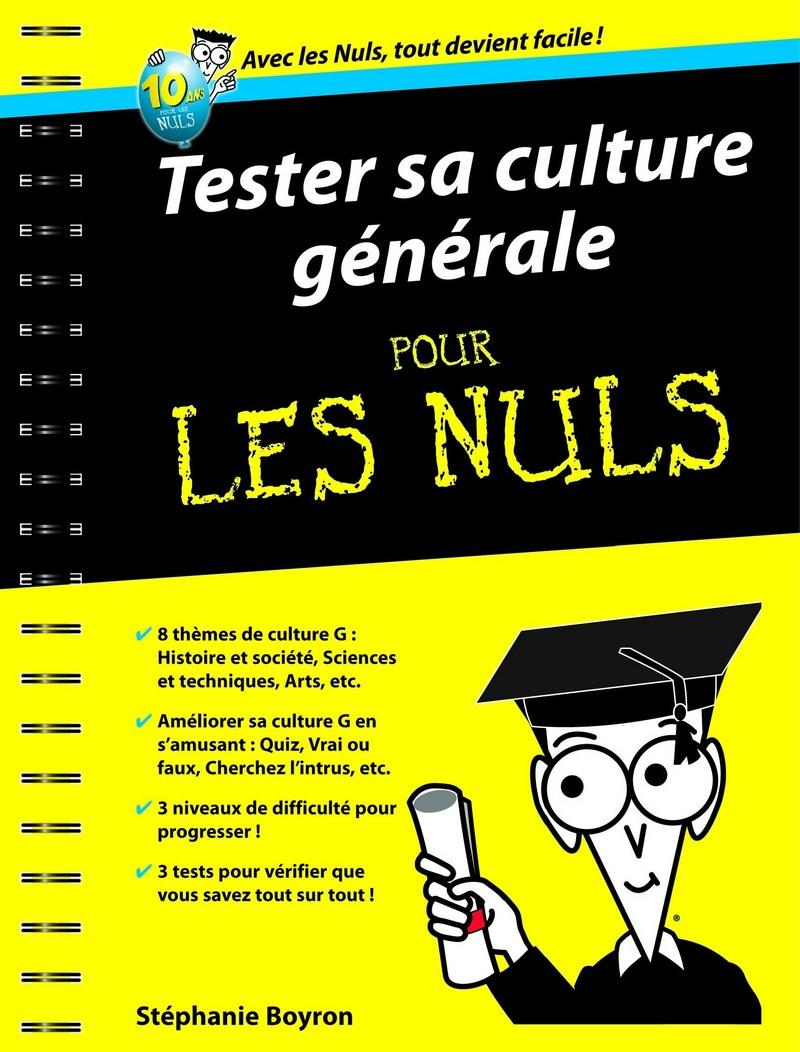 Culture generale 8 ans