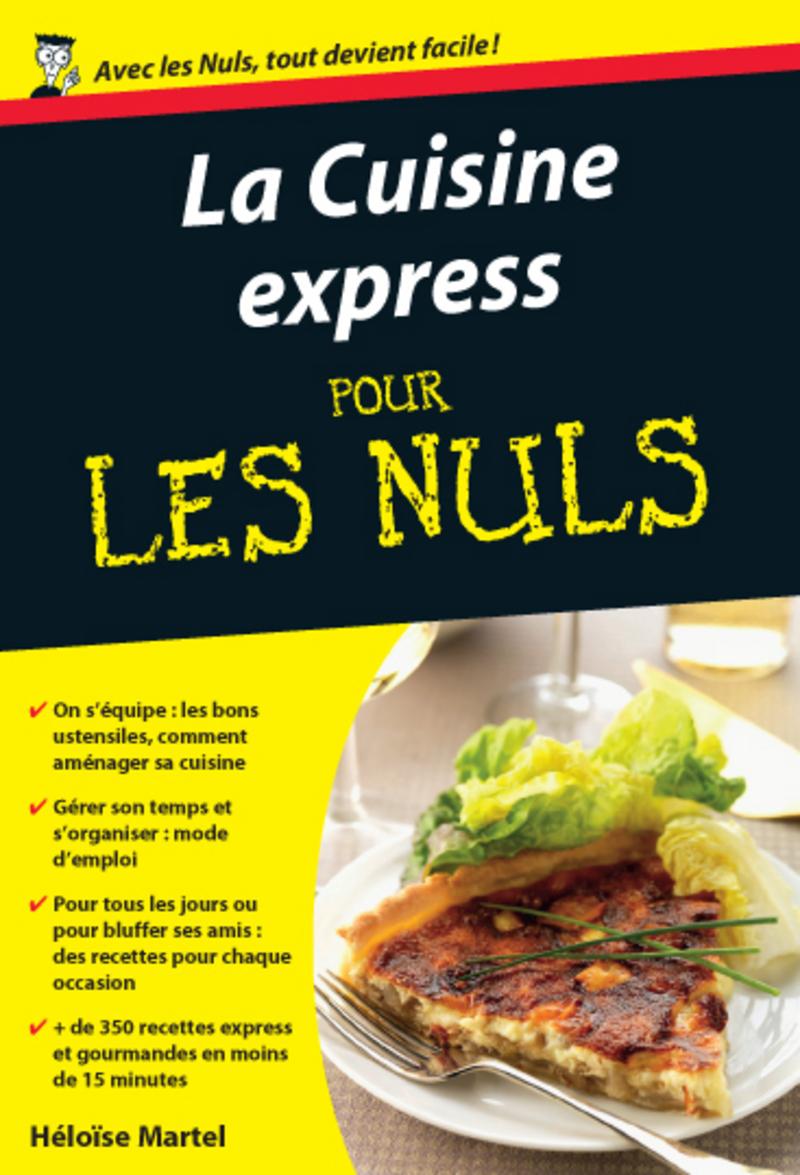 La cuisine express poche pour les nuls pour les nuls - Recette de cuisine pour les nuls ...