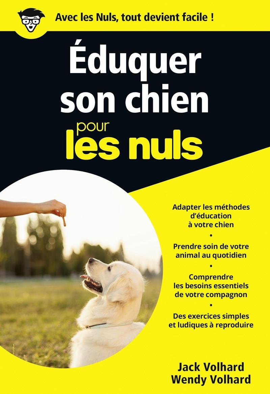 Eduquer son chien pour les Nuls poche | Pour les nuls