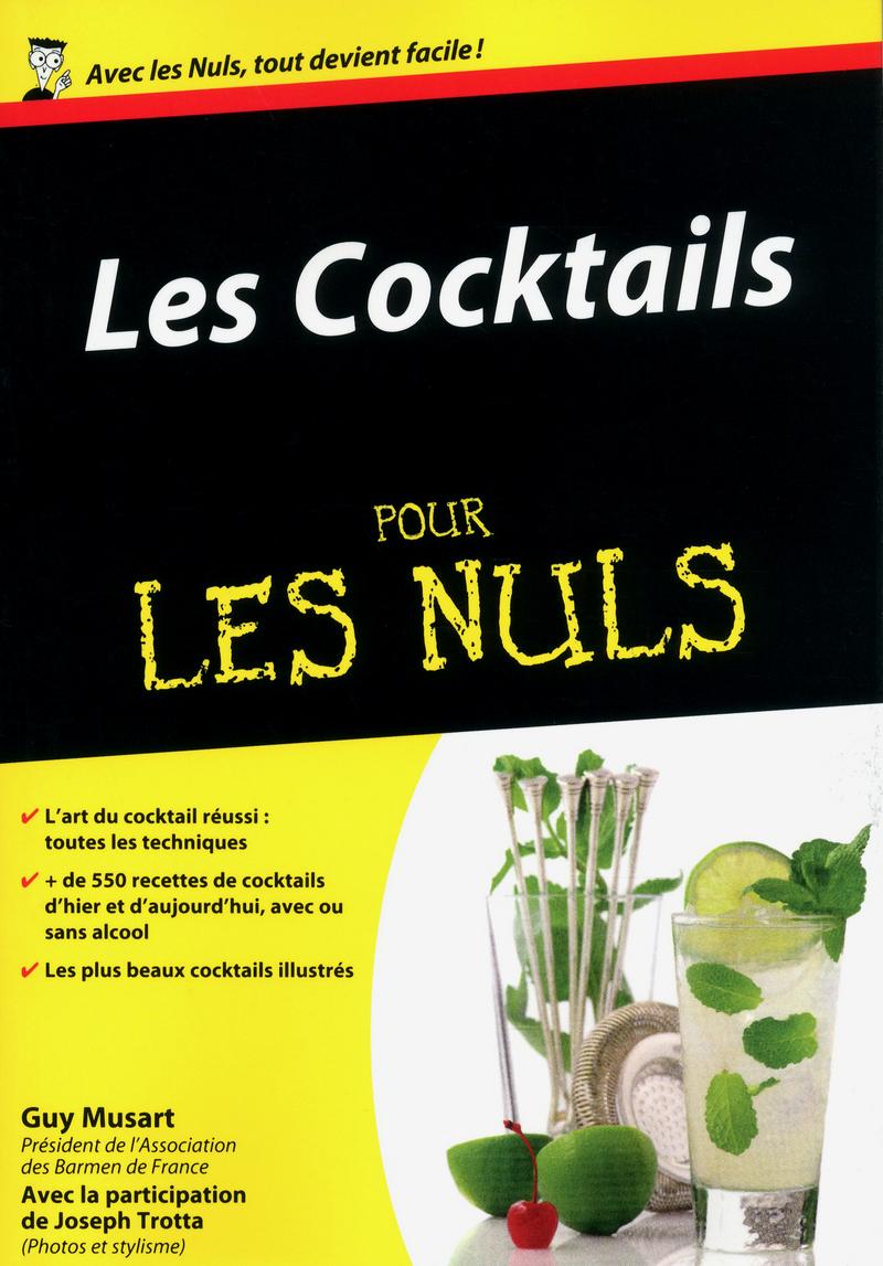 Les Cocktails pour les Nuls | Pour les nuls