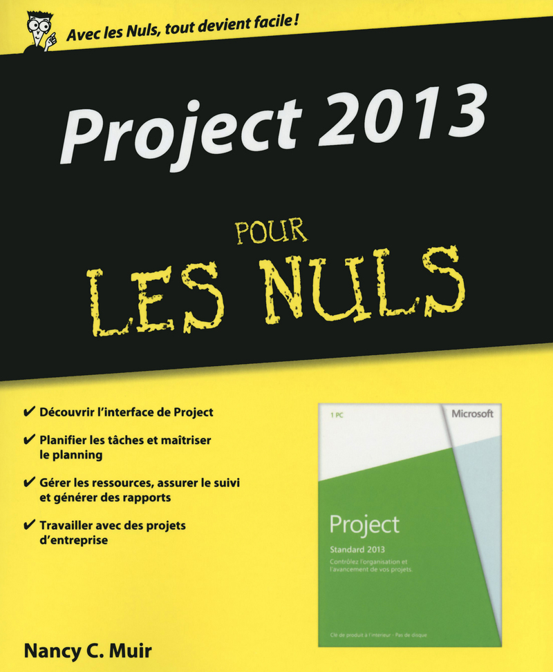 project 2013 pour les nuls pdf
