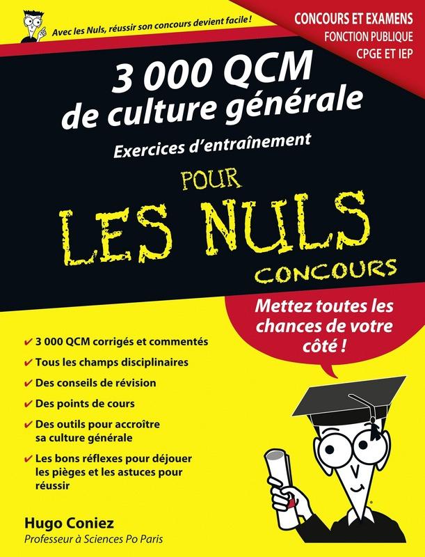 Culture générale pdf