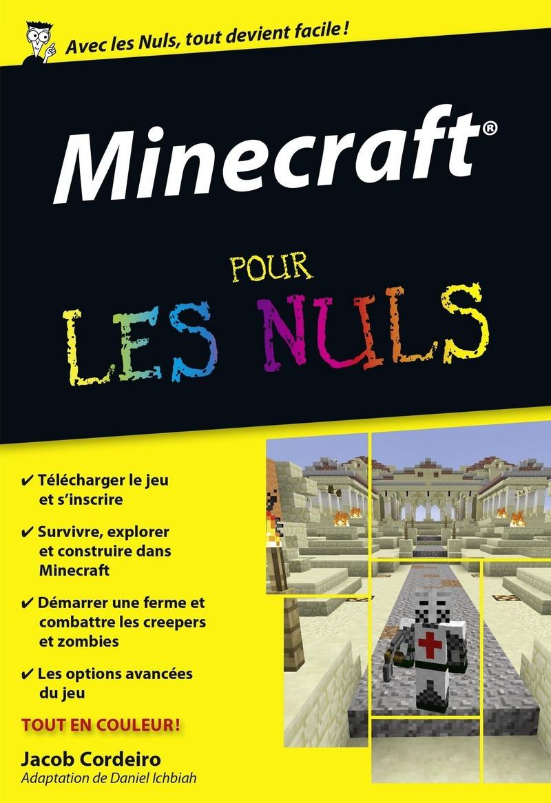 Minecraft pour les Nuls | Pour les nuls