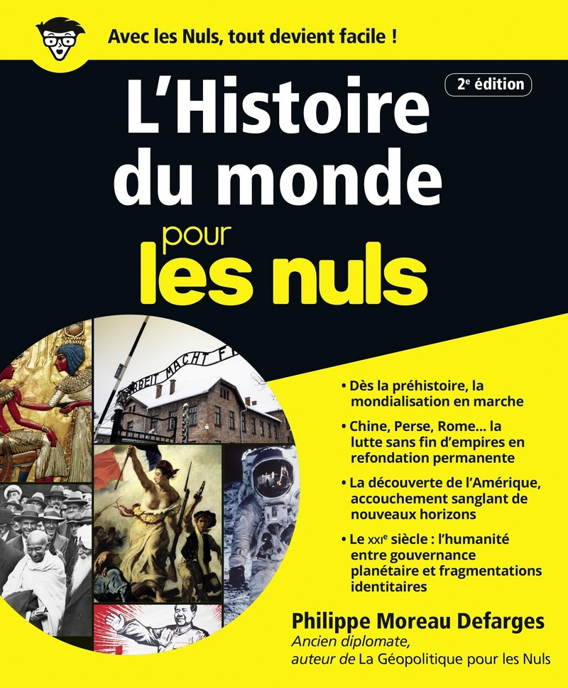 5561dd45357 L Histoire du monde pour les Nuls