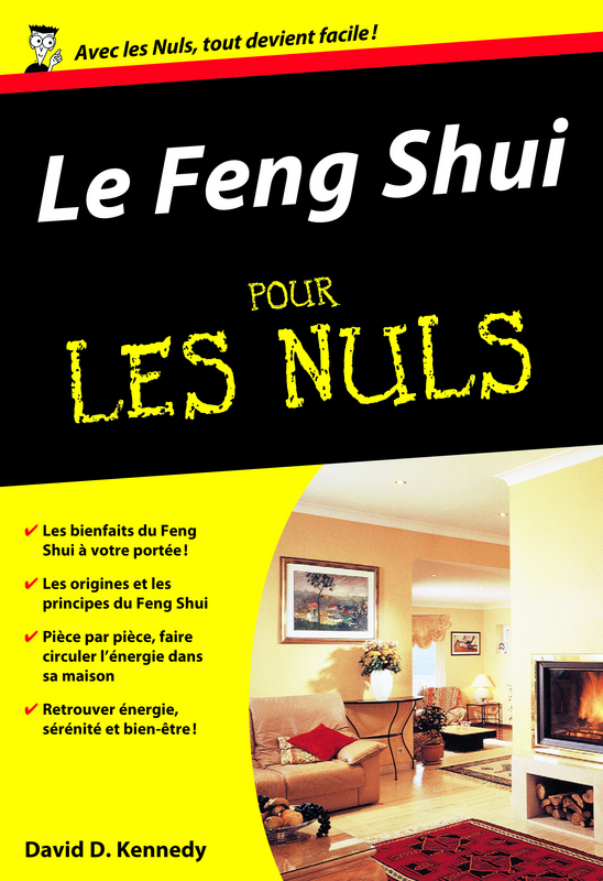 le feng shui pour les nuls poche pour les nuls. Black Bedroom Furniture Sets. Home Design Ideas