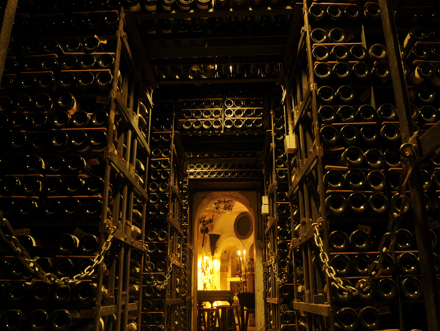 Cave de la Tour d'Argent