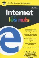 Internet 18e édition couleurs Poche Pour les Nuls
