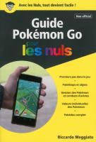 Guide Pokémon Go pour les Nuls poche