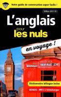 L'anglais pour les Nuls en voyage ! NE