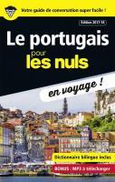 Le portugais pour les Nuls en voyage ! NE