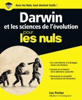 Darwin et les sciences de l'évolution pour les Nuls, grand format