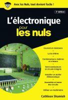 L'électronique pour les Nuls poche, 2e édition