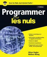Programmer pour les Nuls grand format, 3e édition