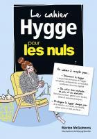 Le cahier Hygge pour les Nuls