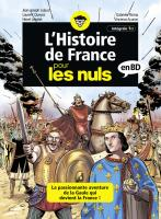 L'Histoire de France pour les Nuls en BD, intégrale 1