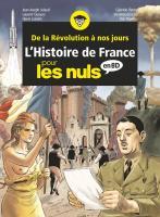 L'Histoire de France pour les Nuls - BD Intégrale 3 - Tome 7 à 10