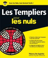 Les Templiers pour les Nuls, grand format