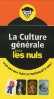 Boîte à questions - La Culture générale pour les Nuls, 7e édition - Le jeu pour vous tester, en famille ou entre amis!