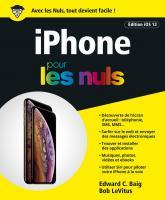 iPhone pour les Nuls édition iOs 12, grand format