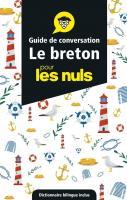 Guide de conversation breton pour les Nuls en voyage
