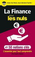 La Finance pour les Nuls en 50 notions clés