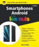 Les smartphones Android pour les Nuls, grand format, 7 ed