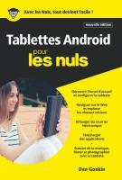 Tablettes Android pour les Nuls poche, nouvelle édition