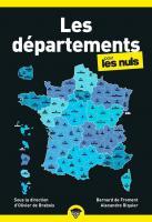 Les départements pour les Nuls , poche