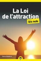 La Loi de l'attraction pour les Nuls,  poche, 2e éd.