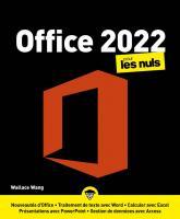 Office 2022 pour les Nuls, grand format