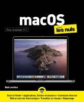MacOS X pour les Nuls, grand format