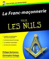Franc-Maçonnerie Pour les Nuls (La)