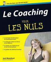 Le Coaching Pour les Nuls