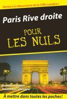 Paris Rive droite Poche pour les nuls