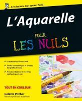 L'Aquarelle pour les Nuls