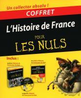 Coffret Histoire de France Pour les nuls
