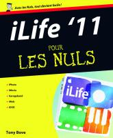iLife 11 Pour les Nuls