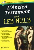 L'Ancien Testament Poche pour les Nuls