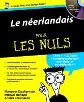 Néerlandais Pour les Nuls, 2e (Le)