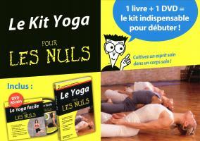 Le Kit Yoga pour les Nuls