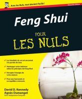 Feng Shui Pour les Nuls, 2e