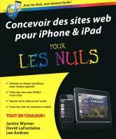 Concevoir des sites Web pour iPhone et iPad Pour les nuls