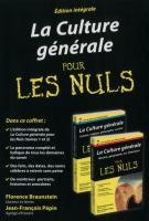 Coffret La Culture générale poche pour les Nuls, 2ème édition