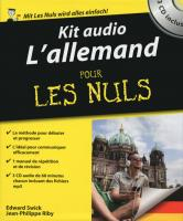 Kit audio - L'Allemand Pour les Nuls