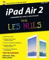 iPad Air 2 Pour les Nuls